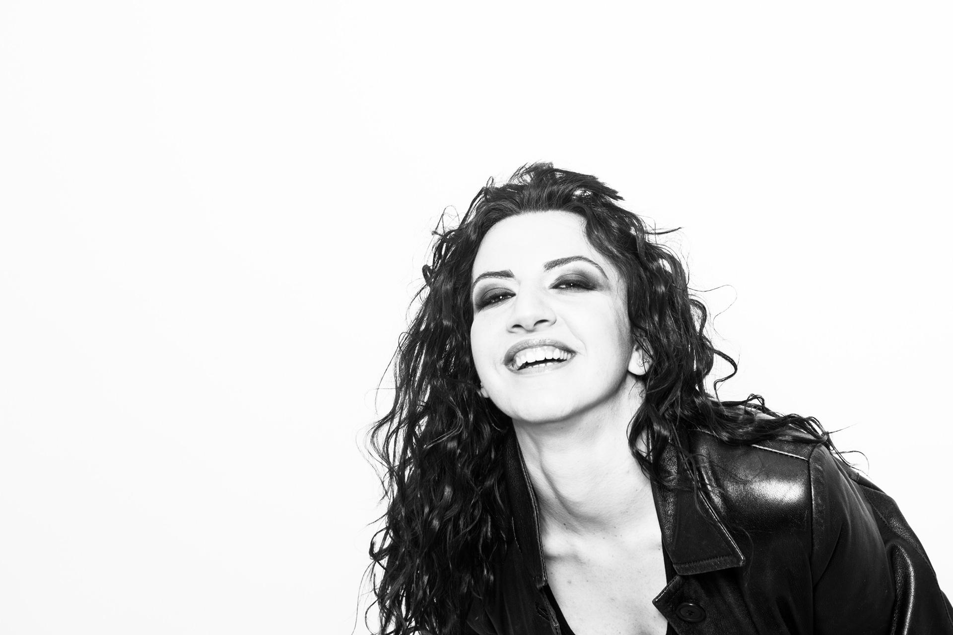 Sarah Baratta - Book Fotografico Ph. Claudio Valerio