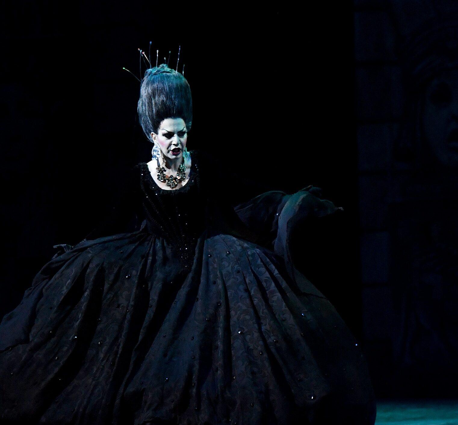 "Sarah Baratta - ""Die Zauberflöte"" di W. A. Mozart, Teatro Goldoni di Livorno"