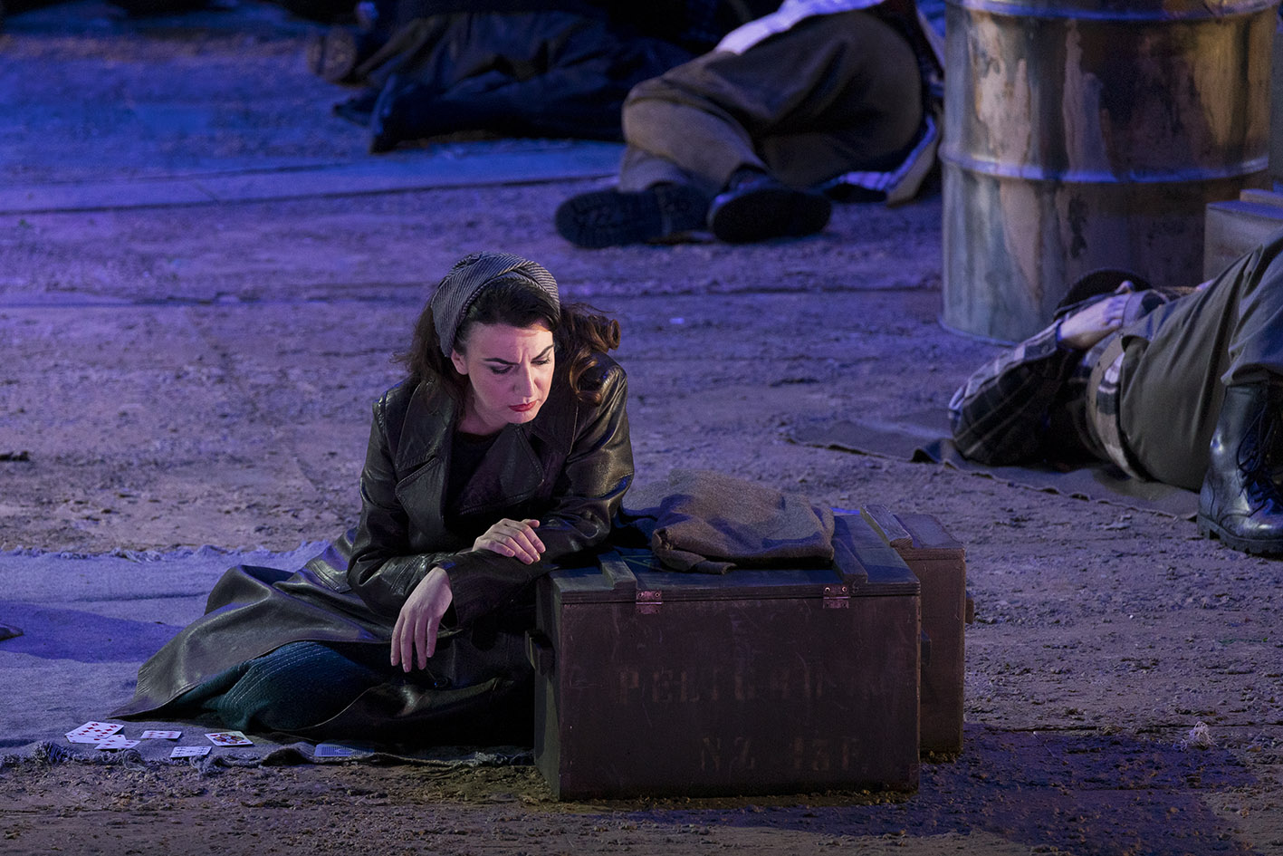 Sarah Baratta - Carmen di G. Bizet, Teatro Regio di Torino